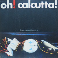 The Calcutta Cast - Oh! Calcutta! (LP)